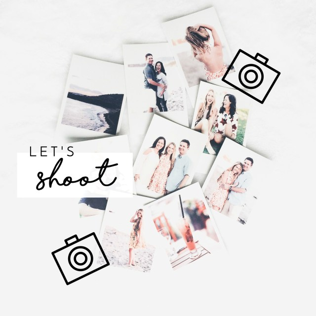 schedule a photoshoot