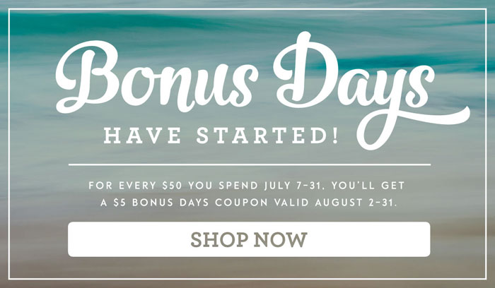 Bonus Days...Earn in July, spend in August | #mackenziemakes #makewithme #stampinup | www.mackenziemakes.com