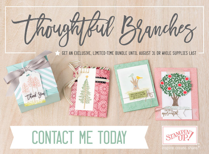 Thoughtful Branches Bundle available Aug 2016