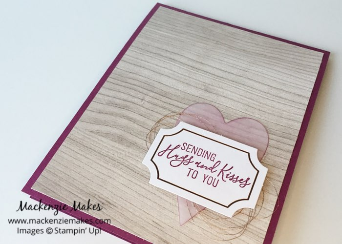 January Paper Pumpkin Heartfelt Love Notes – Click through to see some alternate projects featuring the Heartfelt Love Notes Paper Pumpkin kit. | #mackenziemakes #makewithme #stampinup | www.mackenziemakes.com