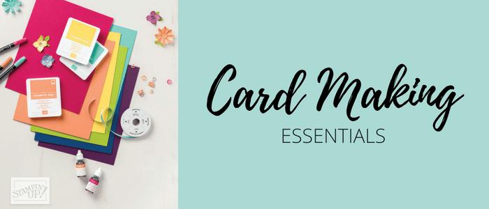 Paper Crafting Essentials