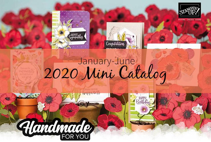 The January-June 2020 Mini Catalog