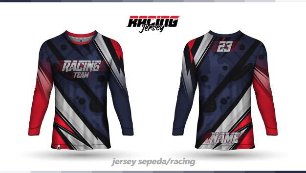 Jersey Sepeda Racing