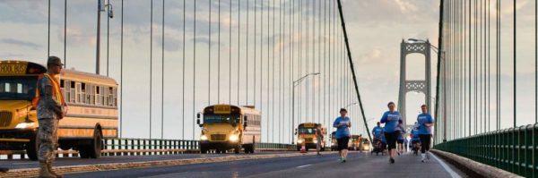 9th Annual Mackinac Bridge Fall Color Run Set for Oct. 7 ...