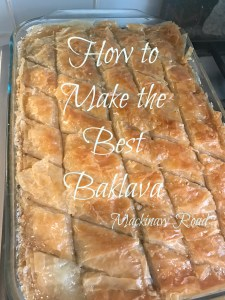 The Best Baklava