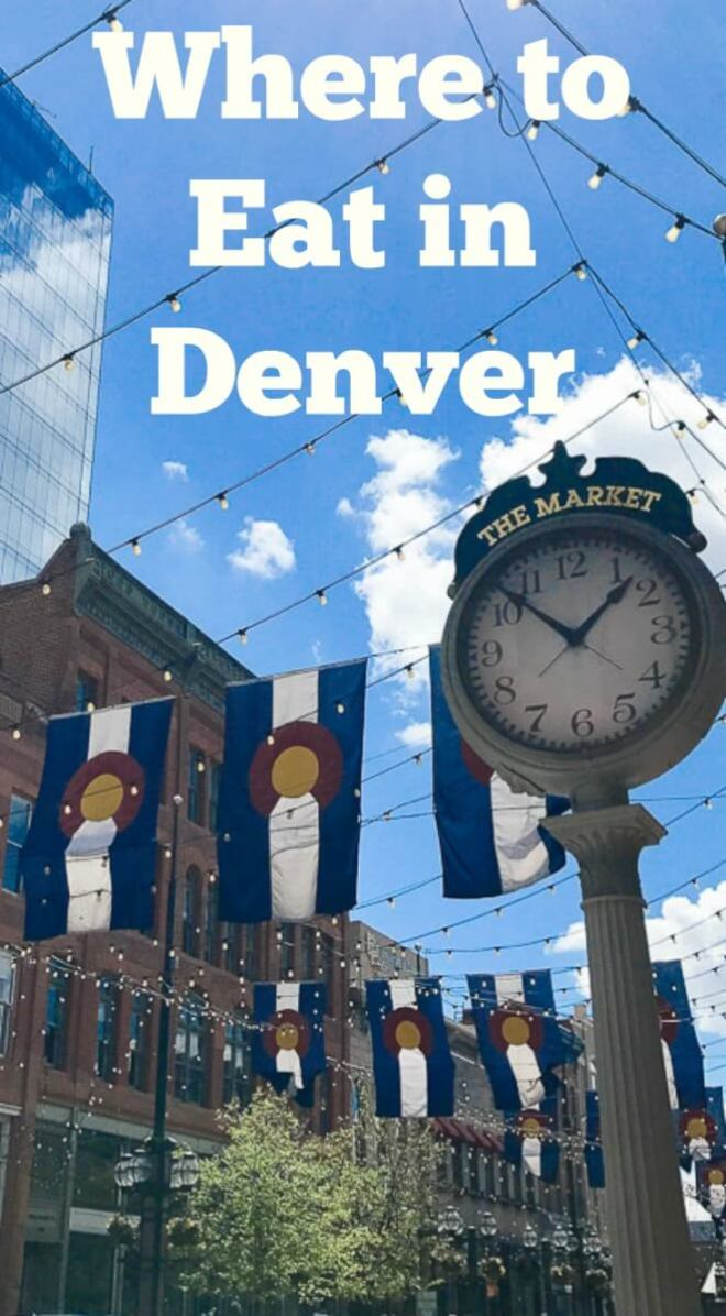 Where to Eat in Denver
