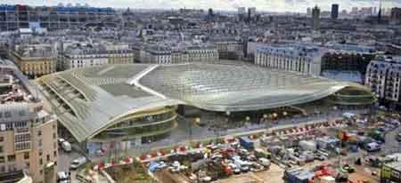 paris forum des halles informations