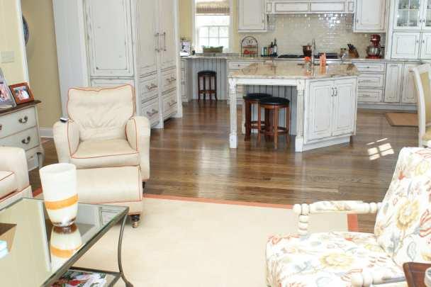 Residential hardwood Flooring 7
