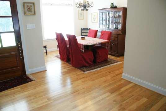 Residential hardwood Flooring 6