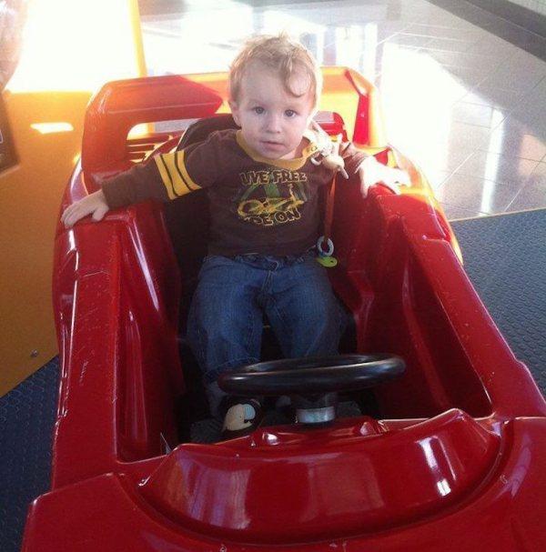 Ezekiel Stephan, a 19-month-old boy who died of meningitis ...
