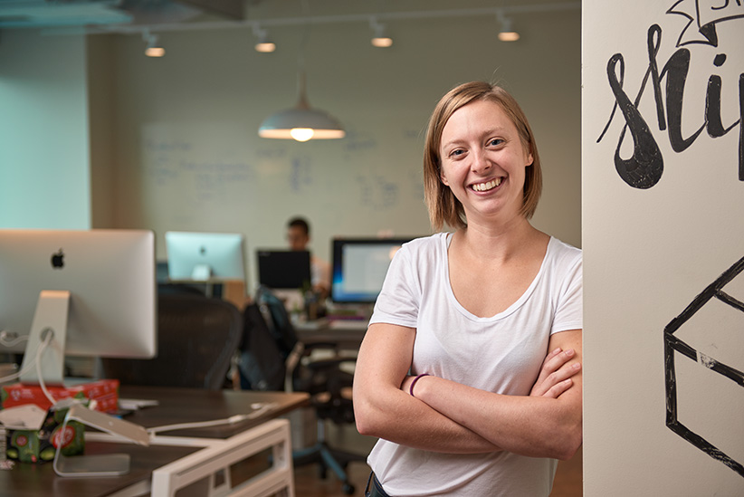 Shopify strategist Gillian Massel