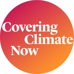 Covering Climate Now Logo 300x300 - Naomi Klein: 'We are seeing the beginnings of the era of climate barbarism'