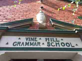 Vine Hill Grammar School