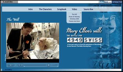 Mary Ellen's Will videos