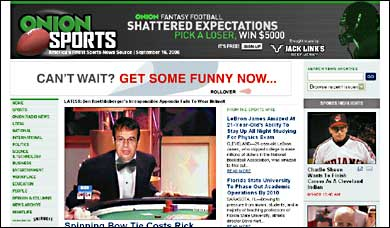 The Onion Sports