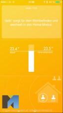 Vergleich Soll-/Isttemperatur