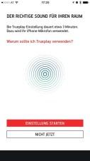sonos iphone - trueplay 4