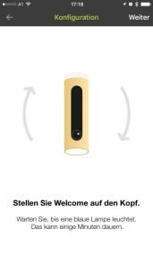 welcome app setup6