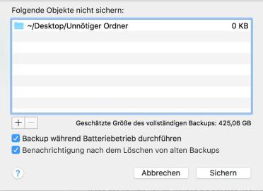 time-machine-backup-start  time-machine-optionen