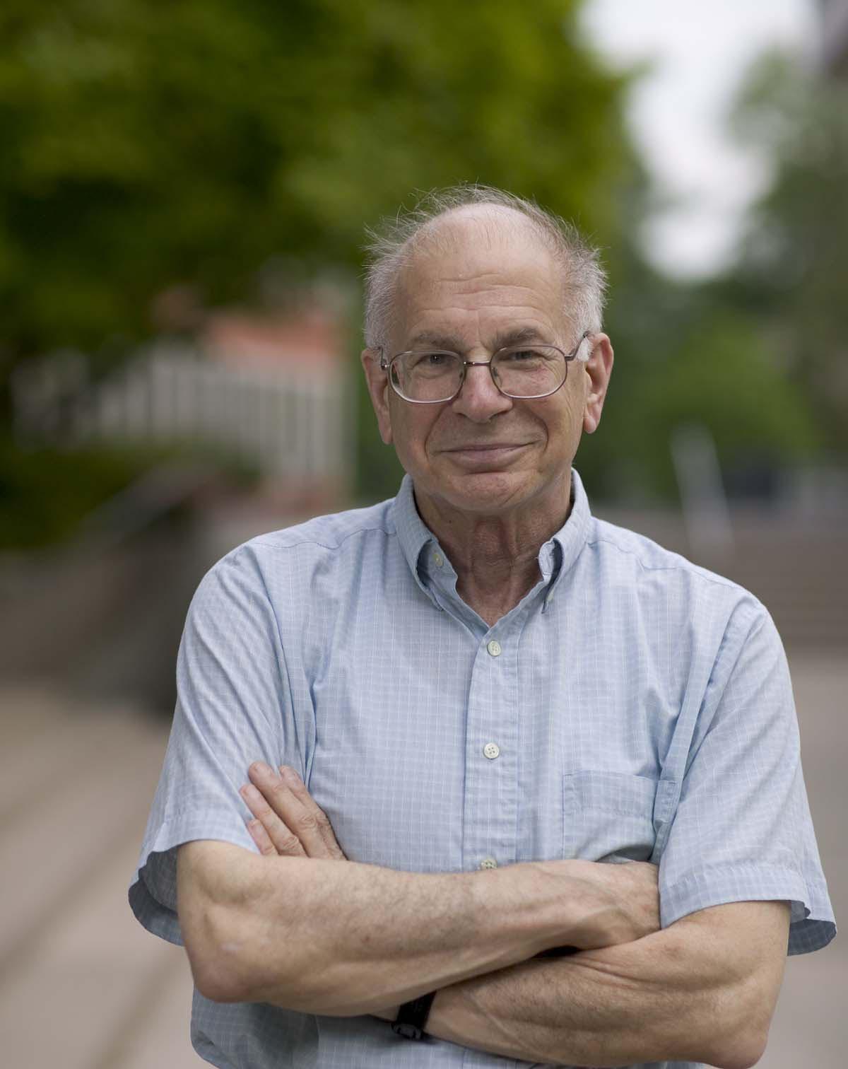 Daniel Kahneman Nobel Prize Winning Psychologist
