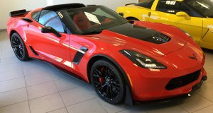 2015 Corvette Z06 2LZ with the Z07 Performance Package