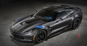 2017 Chevrolet Corvette Grand Sport Collector's Edition