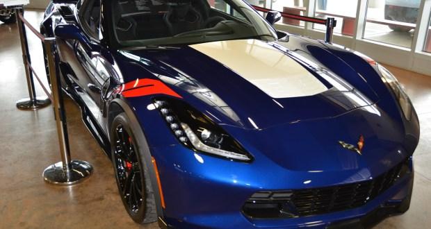 2017 Corvette Grand Sport Z15 Heritage Package