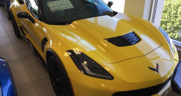 2016 Corvettes available with additional $1,000 off!