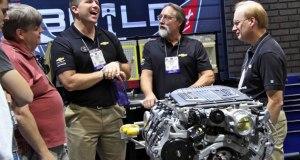 Chevrolet Combines Corvette Factory Tour With Engine Build Experience
