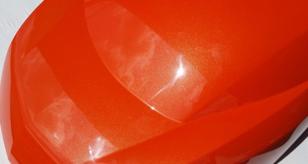 2018 Corvette - Sebring Orange Metallic