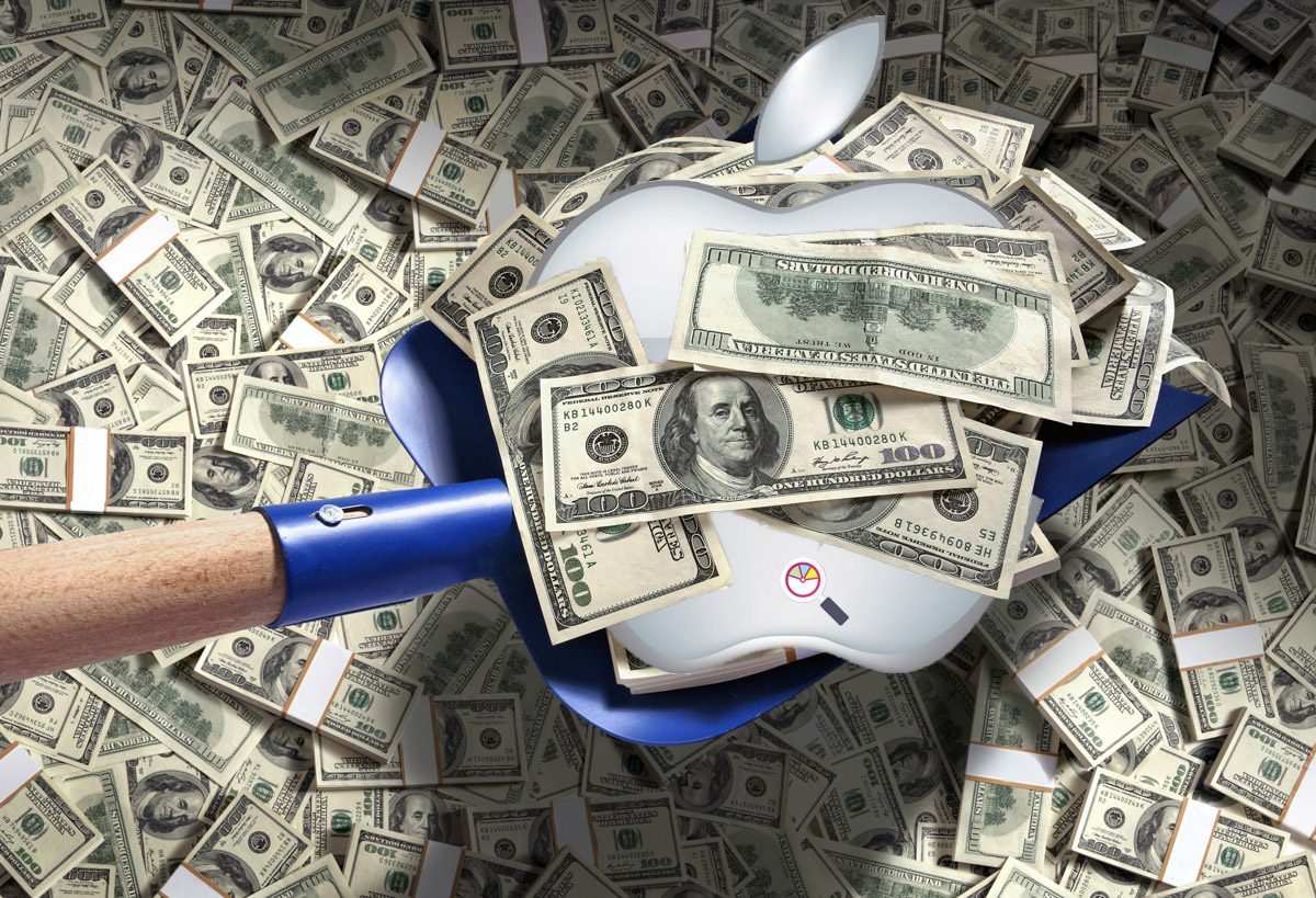 Apple Cash Hoard Tops $246 Billion, Enough to Buy 4.9 ...