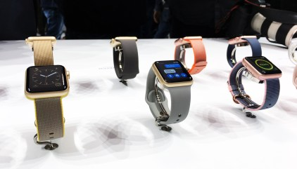 1c6e97d1675 Hands-On with Apple Watch Series 2  Faster