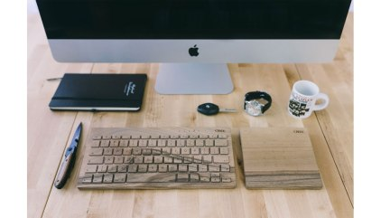Real-Wood Wraps for Your MacBook from Cover-Up - The Mac
