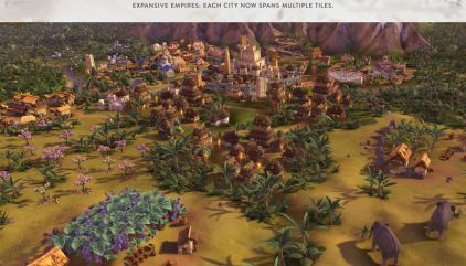 Civilization VI 'Rise and Fall' Expansion Available on iOS