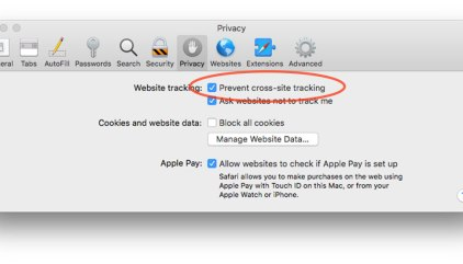macOS: How to Prevent Tracking in Safari macOS High Sierra - The Mac