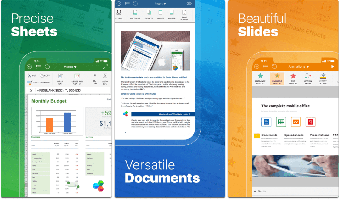 Download Officesuite Pro 8 Free Download