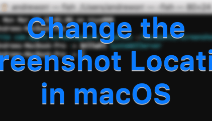 where do i find snipping tool on mac