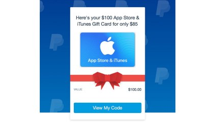Apple Music gets $99 Annual Subscription via Gift Card - The