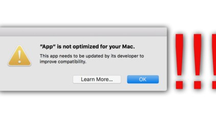 macOS: How to See Which Mac Apps are 32-Bit - The Mac Observer