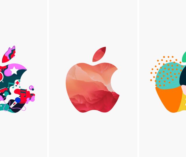 Heres A Wallpaper Generator Shortcut For Those Apple Logos