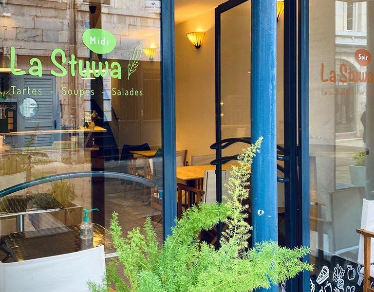 nouveau restaurant rue bersot