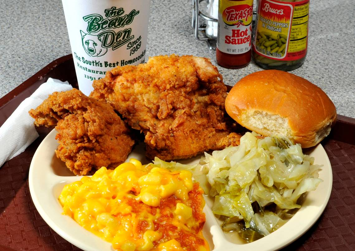 Soul Food Restaurants Columbus Ga