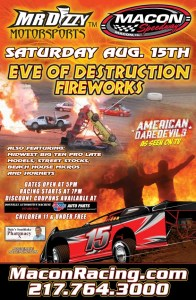 Eve of Destruction 8-15-15 Raceprint Flier