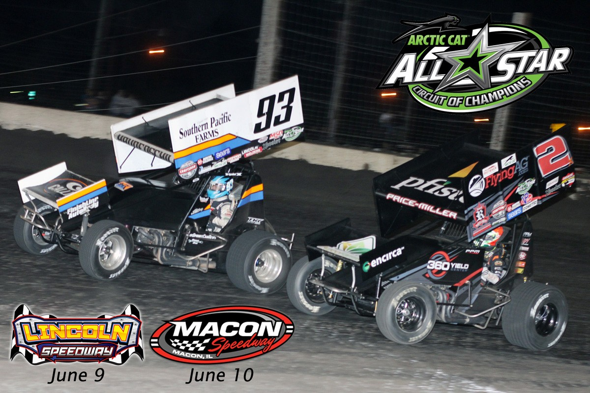 All Star Sprints >> 2017 All Star Circuit Of Champions Coming To Macon Macon
