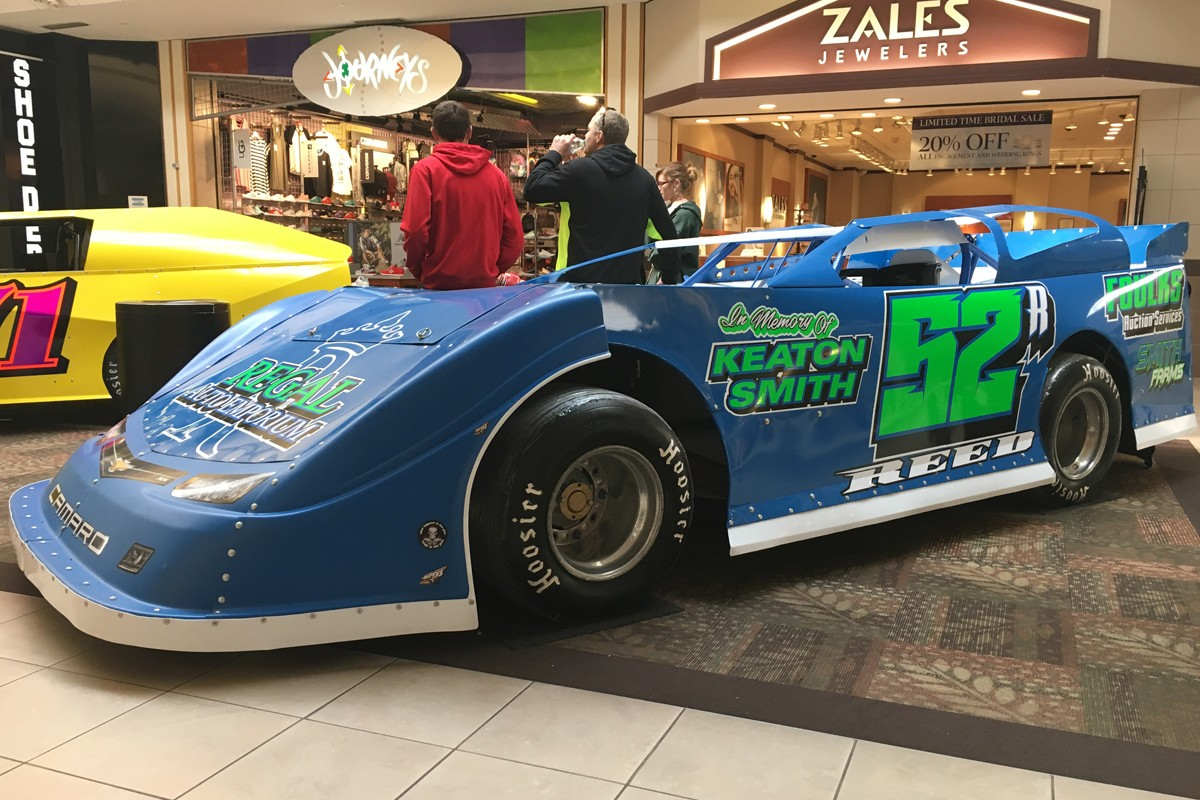 Racecar Show A Success/Test & Tune This Weekend – Macon Speedway