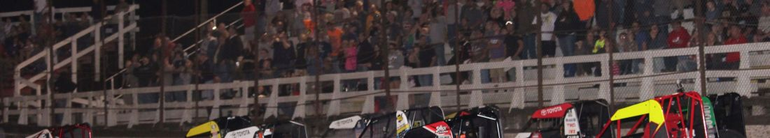 Midgets At Macon Speedway (Double J Photo)