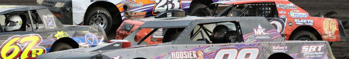 The Midwest Street Stock Championship Is Expected To See A Strong Competitive Field Saturday. (Double J Photo)