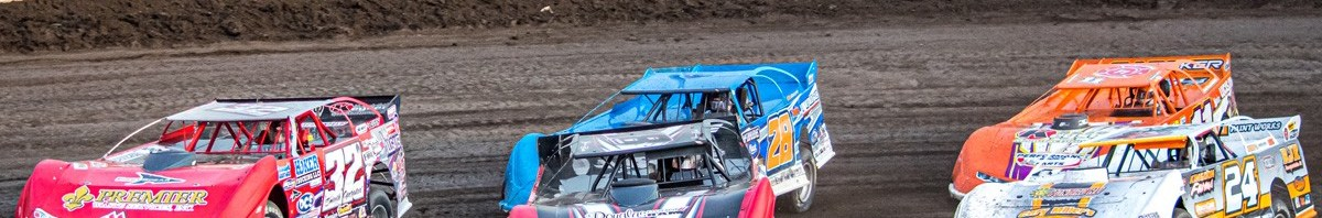 DIRTcar Summer Nationals Ready For Annual Macon Speedway Stop (Stukins Photo)