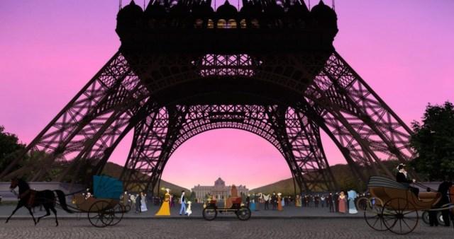 Dilili la Paris