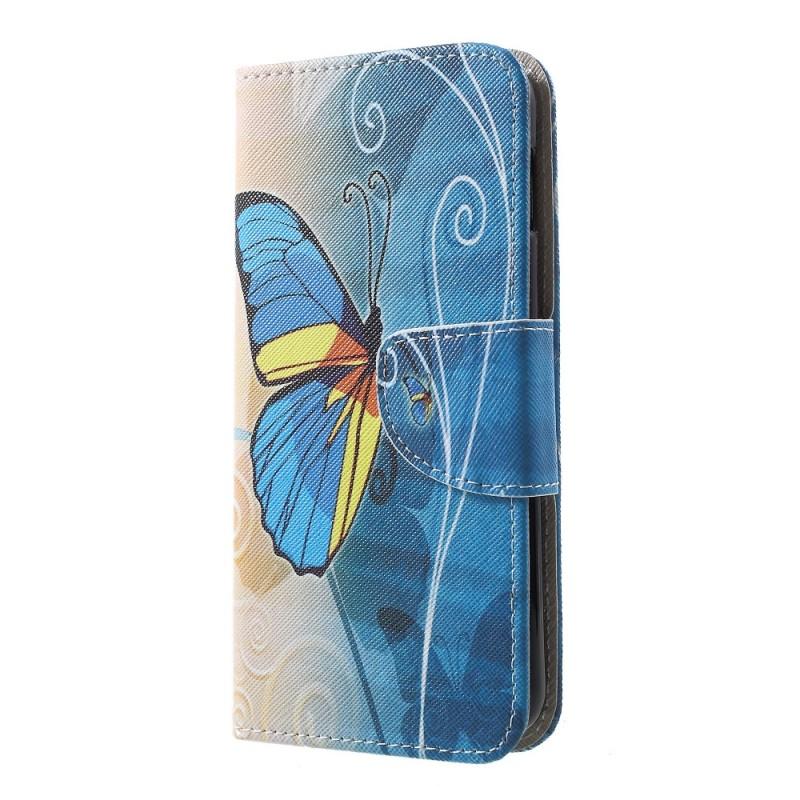Housse Samsung Galaxy S10 Lite Papillons Et Fleurs